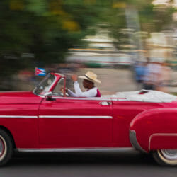 Havana Cuba antique car Photo Tour, Joel Schulman