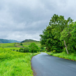 Country Road Lake District England UK photo tour R Buchbinder
