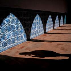 Portugal mosaic shadows photo tour K Psillas
