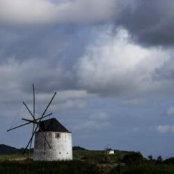 windmill Portugal photo tour Keron Psillas