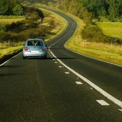highway travel north england