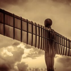 Angel of the North statue England