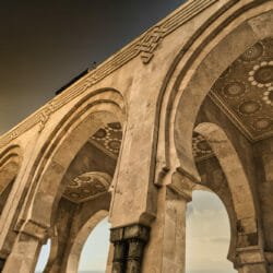Casablanca Morroco King Hassan II mosque photo tour Betty Sederquist