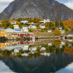 Reine Norway Lofoten Kathy Adams Clark Photo tour