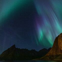 Aurora Borealis colors phioto tour Kathy Adams Clark Norway