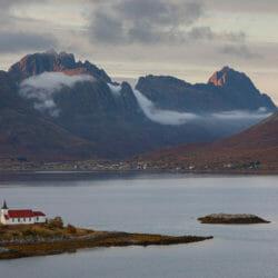 Austnesfjord Lofoten Norway photo tour Kathy Adams Clark