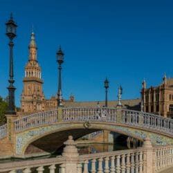 Plaza de Espana Seville Spain photo tour Kathy Adams Clark