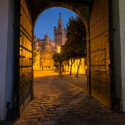 La Giralda Seville Spain photo tour Kathy Adams Clark