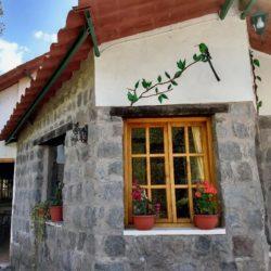 Villa Doris Nono Ecuador entrance Lorena Tapia de Morillo