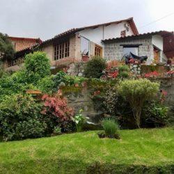 Villa Doris Nono Ecuador garden Lorena Tapia de Morillo