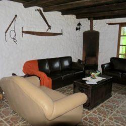 Villa Doris Nono Ecuador living room view Lorena Tapia de Morillo