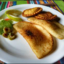 Ecuador empanadas photo tour Karen Schulman