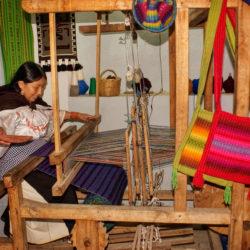 Ecuador weaver photo tour Karen Schulman