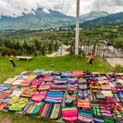 landscape market Ecuador photo tour Cathy and Gordon Illg