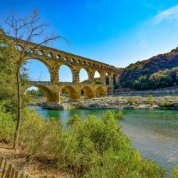 pont-du-gard-Provence France free photo