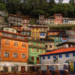 Cudillero Spain photo tour Online image