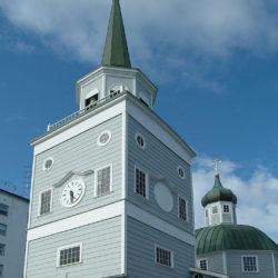 Sitka AK photo tour Betty Sederquist church