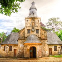 Chapelle Notre Dame de Grace Honfleur France