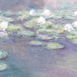 Monet Painting Giverny France