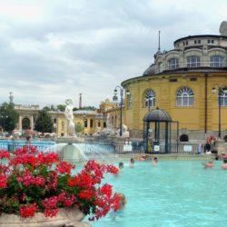 Budapest Hungary spa Pixabay
