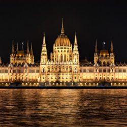 Parliament Building Budapest Hungary Pixabay