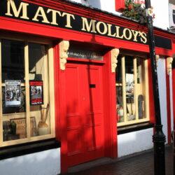 Matt Molloy's Pub Westport Ireland photo tour Tim Baskerville