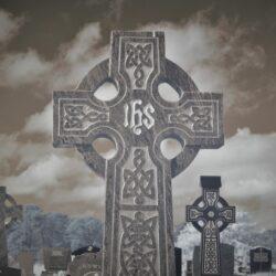 Ireland cemetary photo tour Tim Baskerville